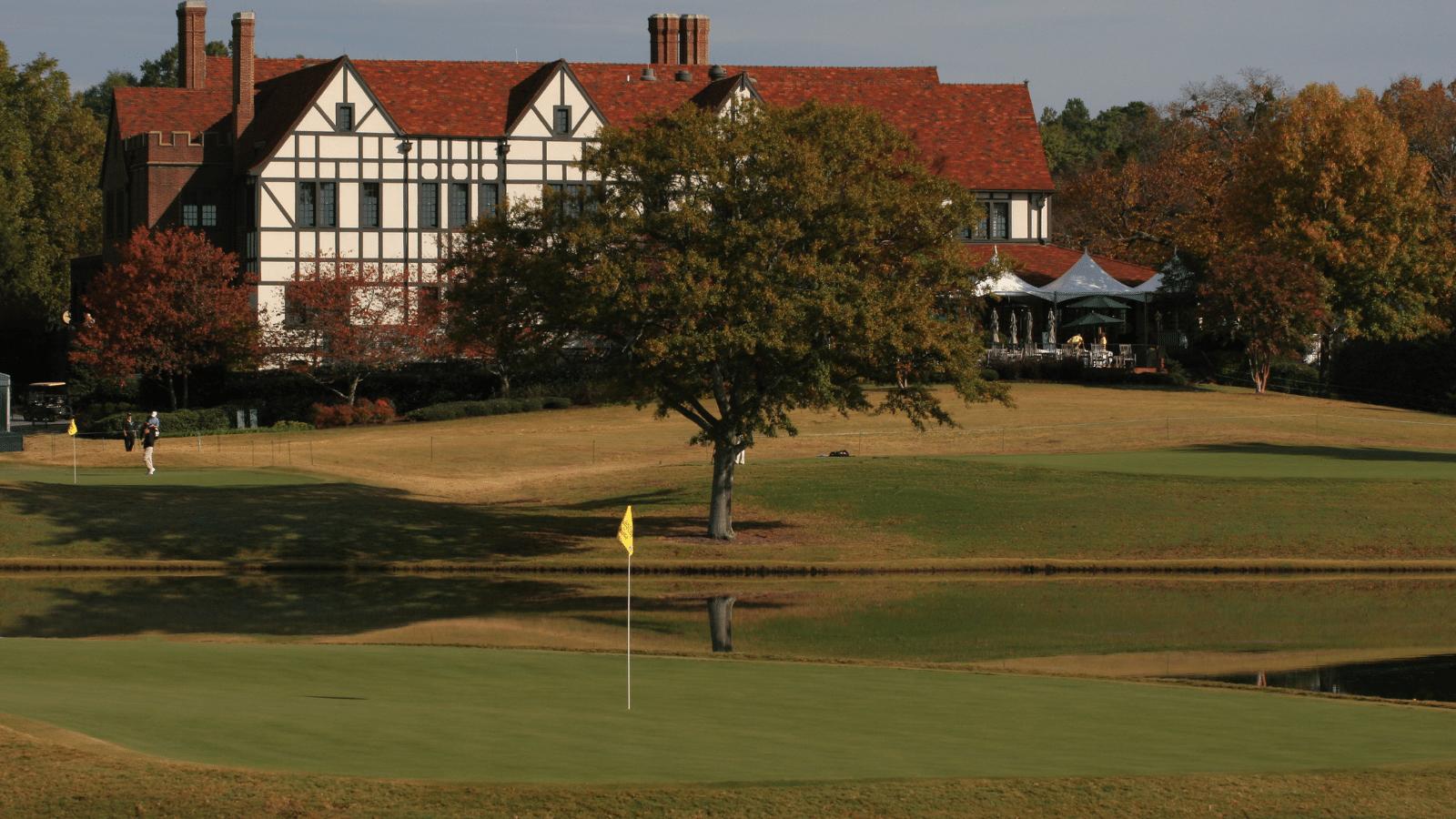 Atlanta Golf Compressed