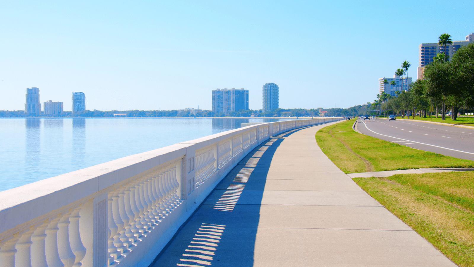 Tampa Florida Compressed