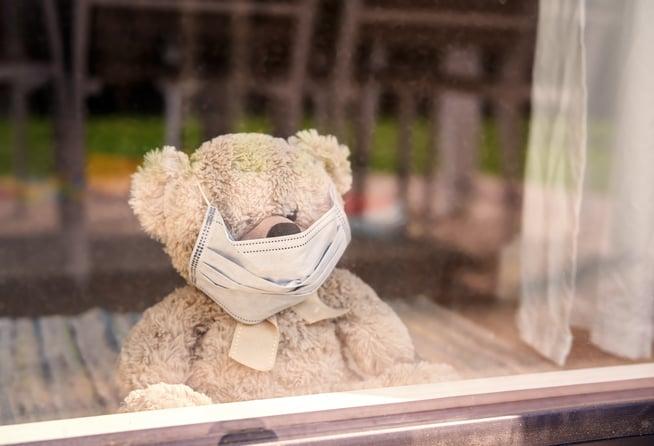 Teddy Bear Isolation